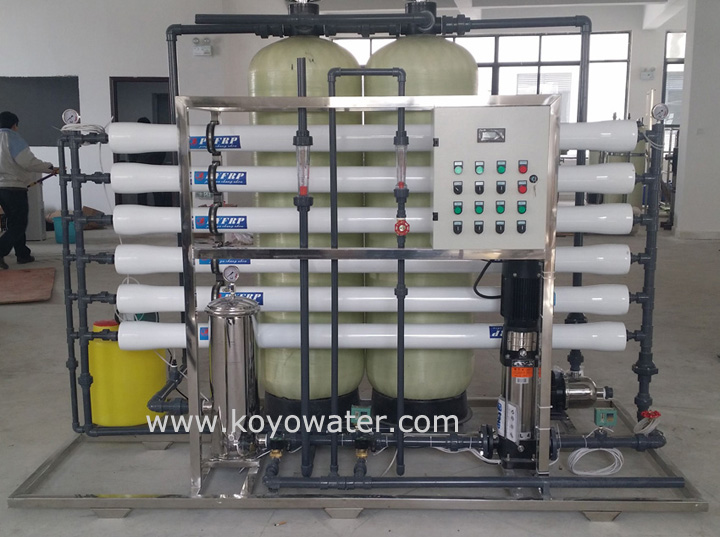 pure water plant Reverse Osmosis System